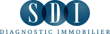 Logo de sdi diagnostic immobilier